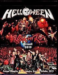 Helloween/Brazil 2019 & more 1BD-R