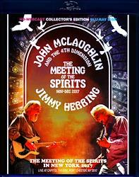 John McLaughlin,Jimmy Herring/NY,USA 2017 1BD-R