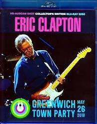Eric Clapton/CT,USA 2018 1BD-R