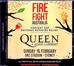 Queen,Adam Lambert/Australia 2020 1CD-R+1DVD-R