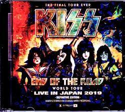 Kiss/Iwate,Japan 2019 IEM Matrix Version 2CD-R