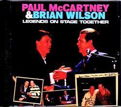 Paul McCartney,Brian Wilson/CA,USA 2002 CD-R