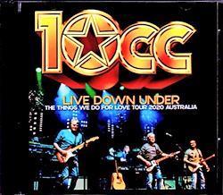 10cc/Australia 2020 2CD-R