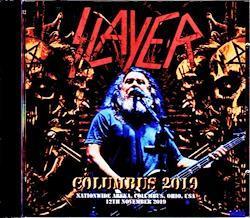 Slayer/OH,USA 2019 2CD-R
