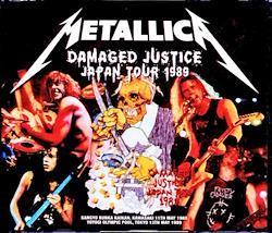 Metallica/Kanagawa,Japan 1989 & more 4CD-R