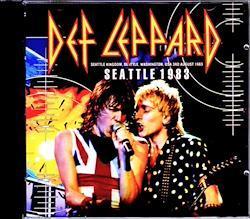 Def Leppard/WA,USA 1983 Upgrade &  Pyromania Original US Mobile Fidelity 2CD-R