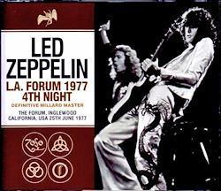 Led Zeppelin/CA,USA 6.25.1977 Huge Upgrade 3CD-R