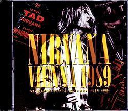 Nirvana/Austria 1989 & more 1CD-R