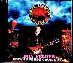 Don Felder/FL,USA 2020 1CD-R
