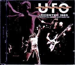 UFO/UK 1983 1CD-R