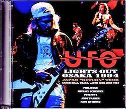 Michael Schenker,UFO/Osaka,Japan 1994 2CD-R