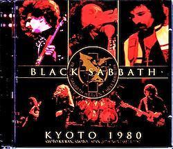 Black Sabbath/Kyoto,Japan 1980 2CD-R