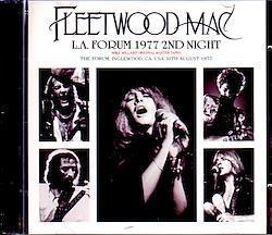 Fleetwood Mac/CA,USA 8.30.1977 2CD-R