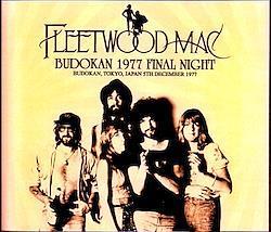 Fleetwood Mac/Tokyo,Japan 12.5.1977 S & V 2CD-R + 1DVDR