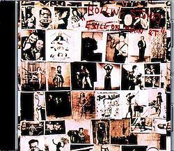 Rolling Stones/Exile On Main St. Original Japanese 2 LP 1-CDR