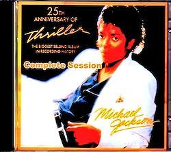Michael Jackson/Thriller Complete Sessions 2CD-R