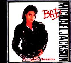 Michael Jackson/Bad Complete Sessions 2CD-R