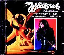 Whitesnake/UK 1982 2CD-R