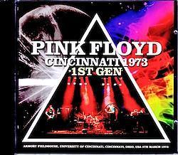 Pink Floyd/OH,USA 1973 1st Gen 2CD-R
