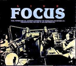 Focus/Live Compilation 1971-1973 3CD-R