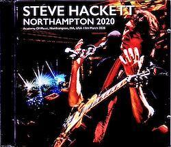 Steve Hackett/MA,USA 2020 2CD-R