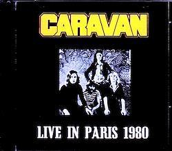 Caravan/France 1980 2CD-R