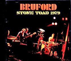 Bruford/WI,USA 1979 1CD-R