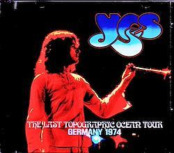 Yes/Germany 1974 2CD-R