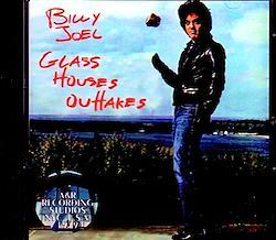 Billy Joel/Glass Houses A & R Recording Studios 1979 1CD-R