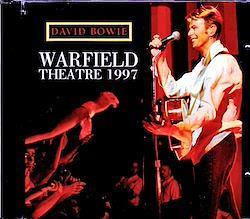 David Bowie/CA,USA 9.9.1997 2CD-R