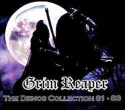Grim Reaper/Demos Collection 1981-1983 1CD-R