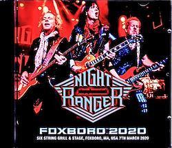 Night Ranger/MA,USA 2020 2CD-R