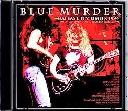 Blue Murder/TX,USA 1994 1CD-R