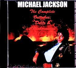 Michael Jackson/Complete Outtakes,Duets & Collaborations 1983-1988 2CD-R