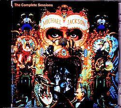 Michael Jackson/Dangerous Complete Sessions 2CD-R
