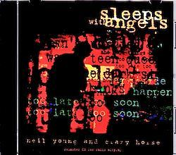 Neil Young and Crazy Horse/Sleep with Angels Original US Promo 1CD-R