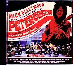 Various Artists Mick Fleetwood,John Mayer,Noel Gallagher,Steven Tyler/London,UK 2020 2CD-R
