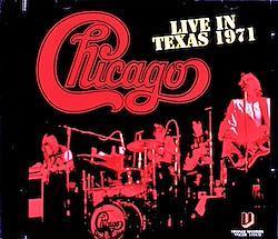 Chicago/TX,USA 1971 2CD-R