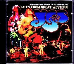 Yes /CA,USA 1974 2CD-R