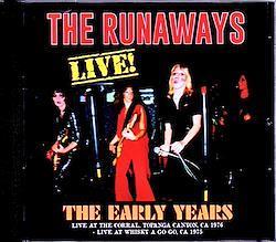 Runaways/CA,USA 1976 & more 1CD-R