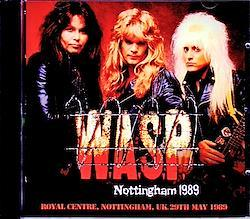 W.A.S.P./UK 1989 1CD-R