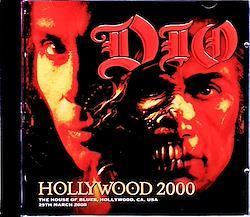 Dio/CA,USA 2000 2CD-R