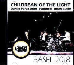 Children of the Light Danilo Perez,John Patitucci,Brian Blade/Switzerland 2018 1CD-R