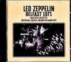 Led Zeppelin/Ireland 1971 Master Cassette 2CD-R