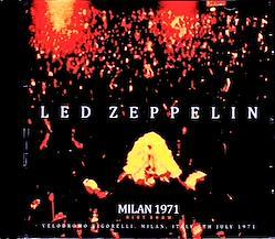 Led Zeppelin/Italy 1971 Remastered 2 Source Mix 1CD-R