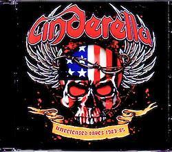 Cinderella/Unreleased Demos Tapes 1983-1985 1CD-R