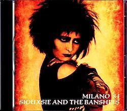 Siouxsie and the Banshees/Italy 1984 1CD-R