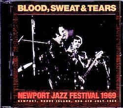 Blood,Sweat & Tears/RI,USA 1969 1CD-R