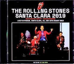 Rolling Stones/CA,USA 8.18.2019 Schoeps MK41 Recording 2CD-R