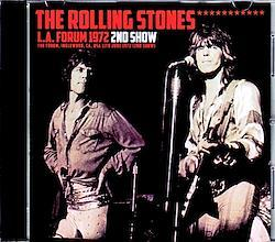 Rolling Stones/CA,USA 6.11.1972 2nd Show 1CD-R